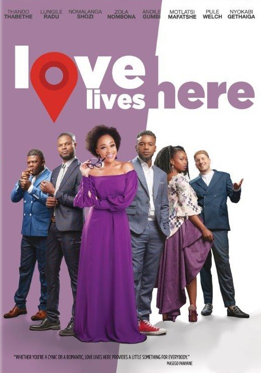 Love Lives Here DVD - SIDD-032