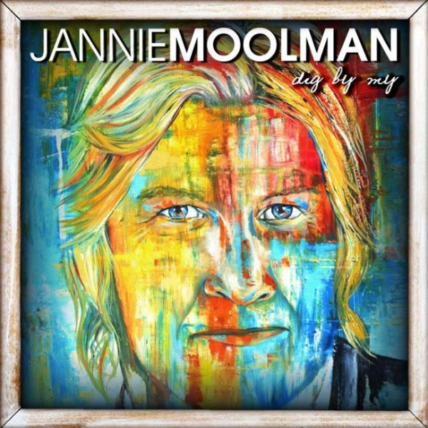 Jannie Moolman - Dig By My CD - CDJUKE 228