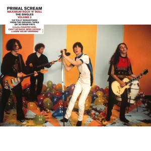 Primal Scream - Maximum Rock 'n' Roll: The Singles Remastered Volume 2 VINYL - 19075933811