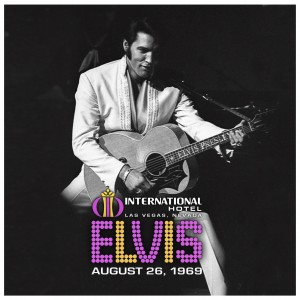 Elvis Presley - Live at the International Hotel, Las Vegas, NV August 26, 1969 VINYL - 19075960161