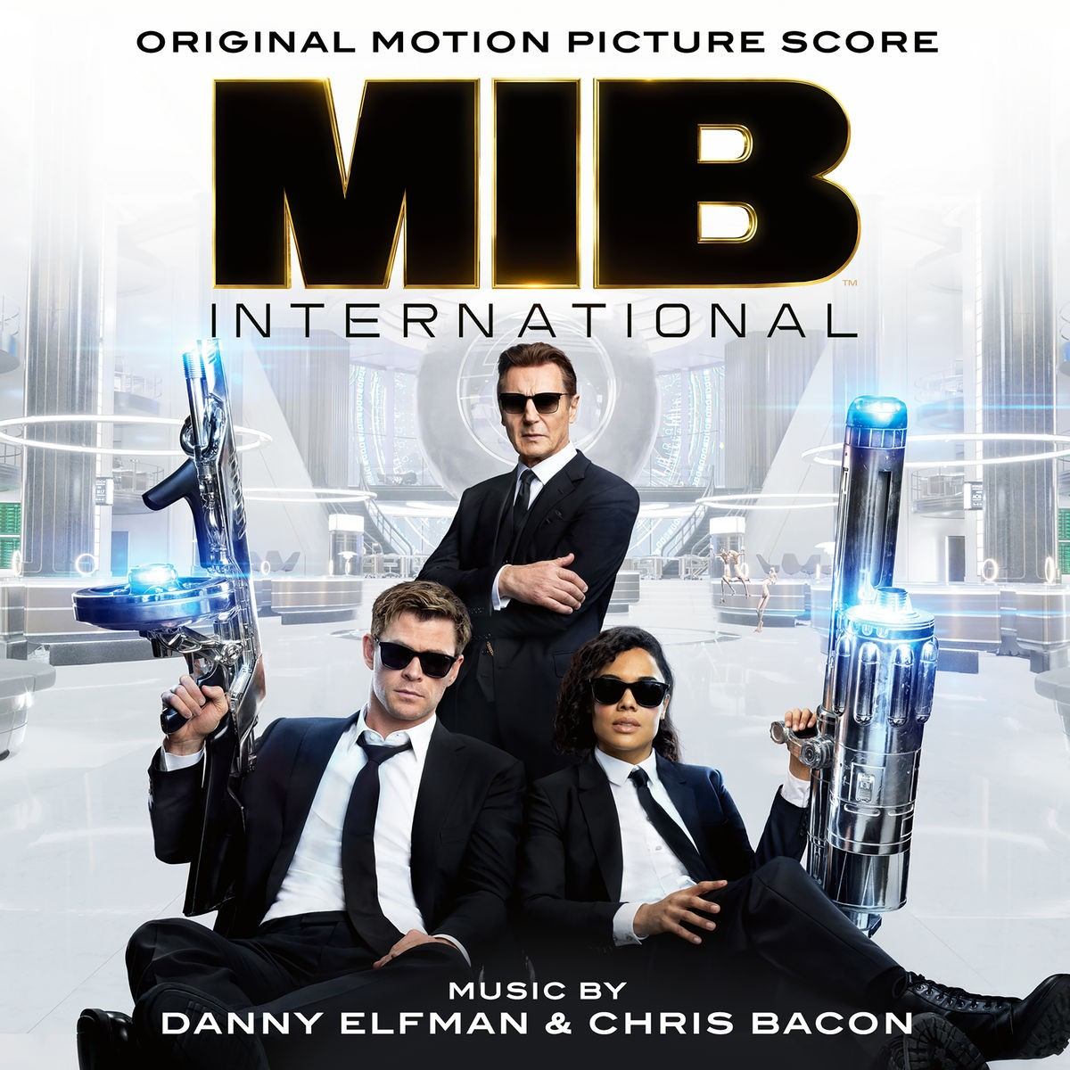 Danny Elfman - Men in Black: International (Original Motion Picture Score) VINYL - 19075944451