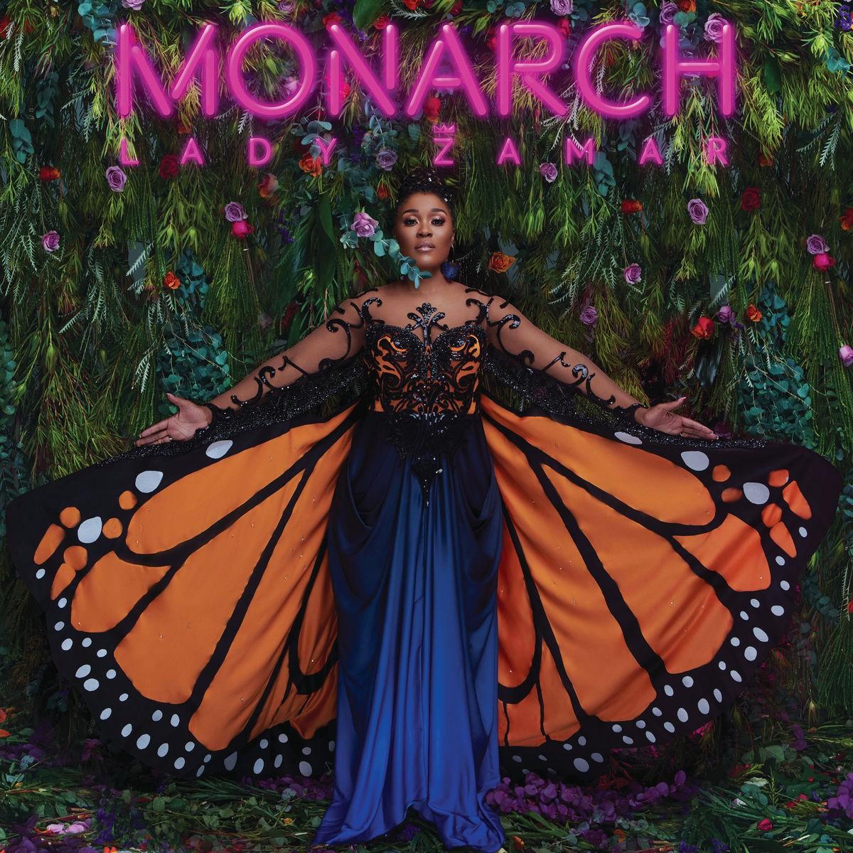 Lady Zamar - Monarch CD - 060257798773