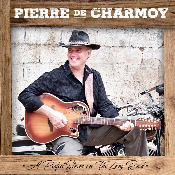 Pierre De Charmoy - A Perfect Storm on the Long Road CD - GRMS 031