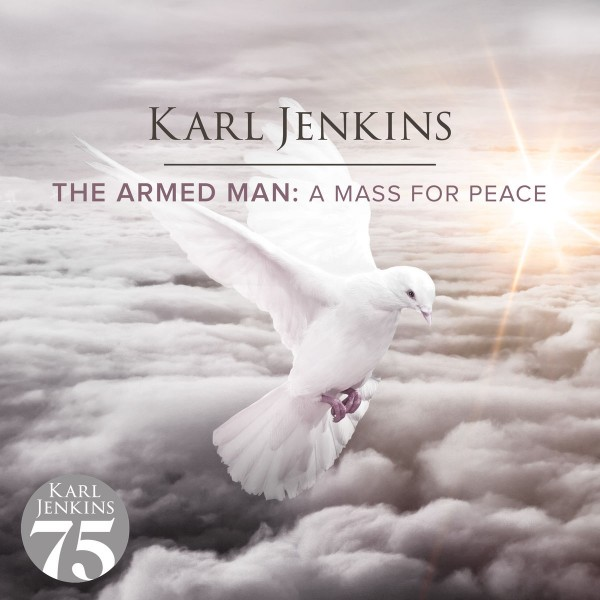 Karl Jenkins - The Armed Man: A Mass For Peace CD - 002894817826