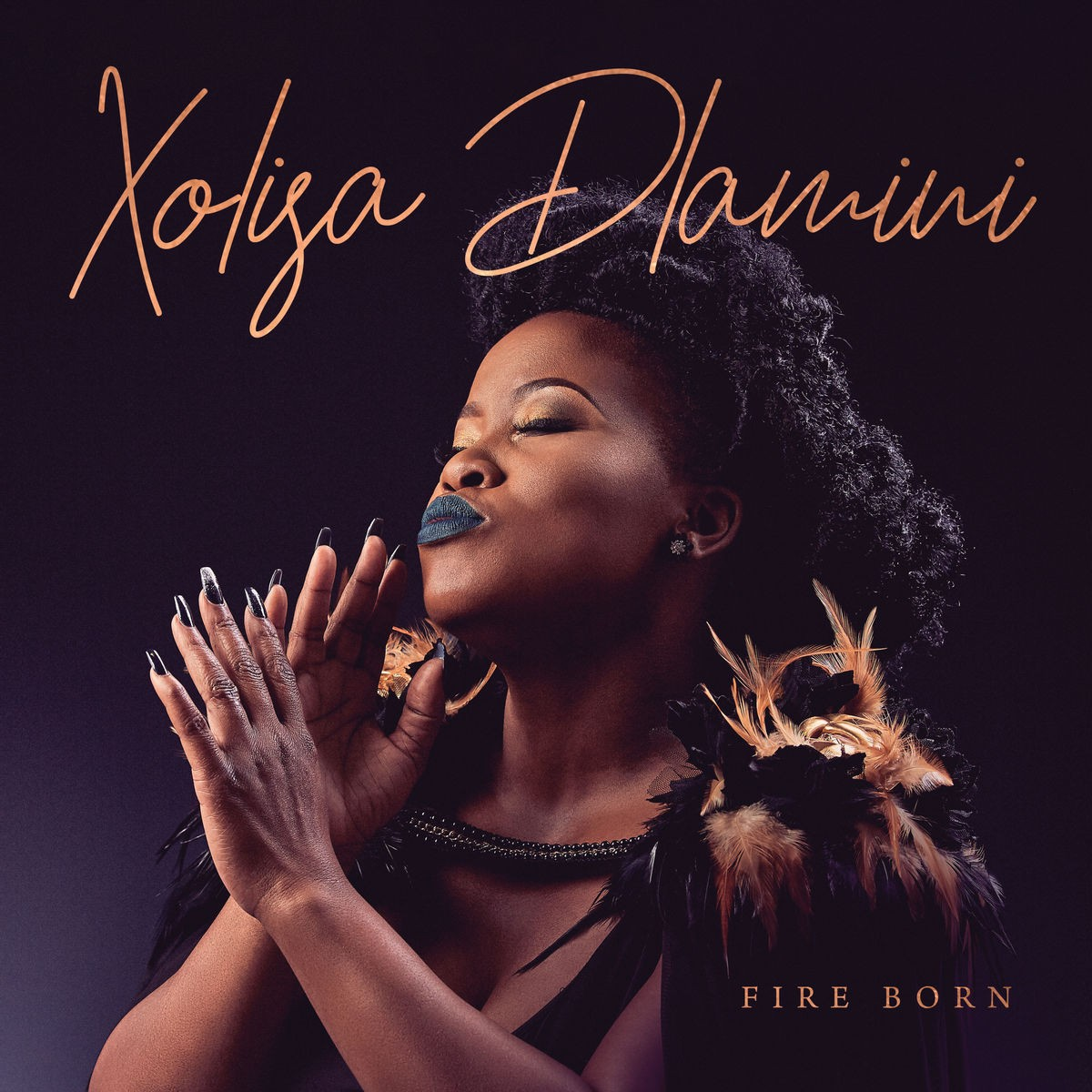 Xolisa Dlamini - Fire Born CD - 060250804557
