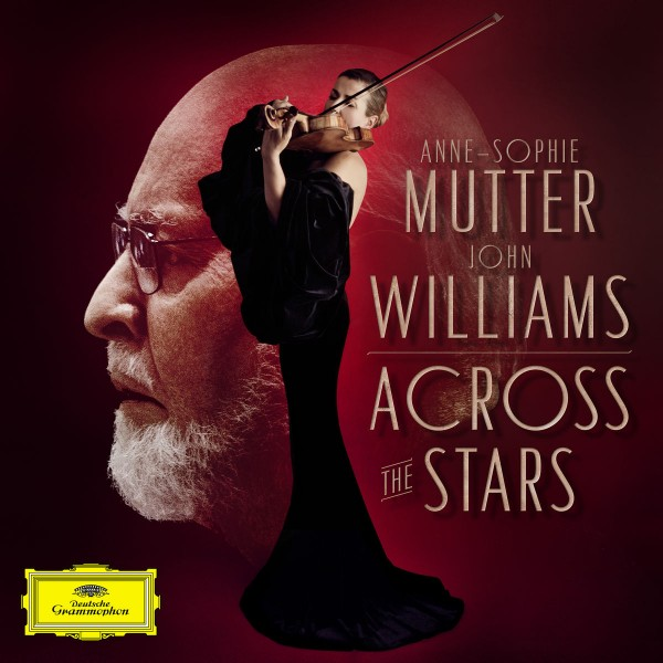 Anne-Sophie Mutter & John Williams - Across the Stars CD - 002894837456