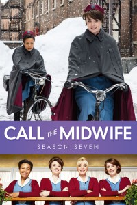 Call the Midwife: Series 7 DVD - BBCDDVD 4283