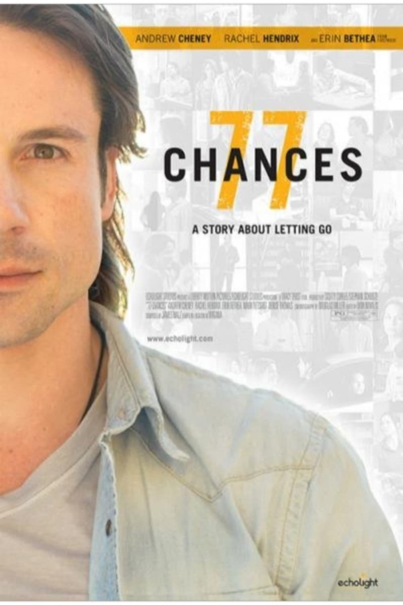 77 Chances: A Story About Letting Go DVD - 9781432114183