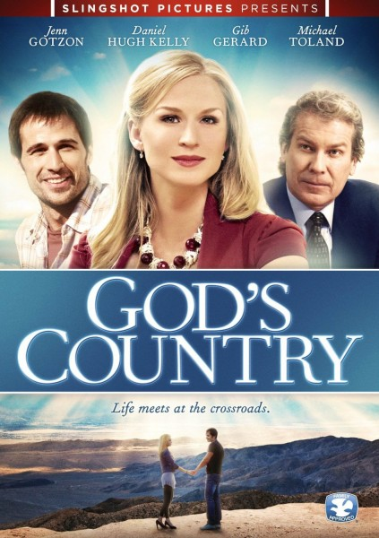 God's Country DVD - 9781432120597