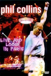 Phil Collins - Live & Loose In Paris DVD - 3984234662