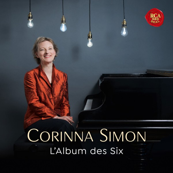 Corinna Simon - L'Album des Six - Music by French Avant-Garde Composers of Early 20th Century CD - 19075959772