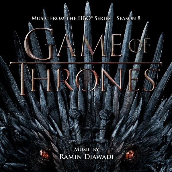 Ramin Djawadi - Game of Thrones: Season 8 (Music from the HBO Series) CD - 79404320048