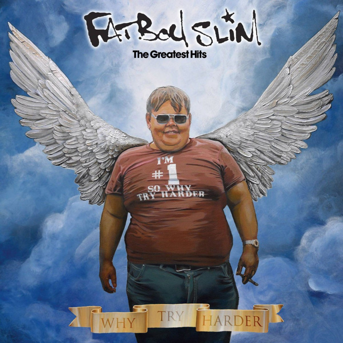 Fatboy Slim - Why Try Harder - The Greatest Hits VINYL - 5053832371
