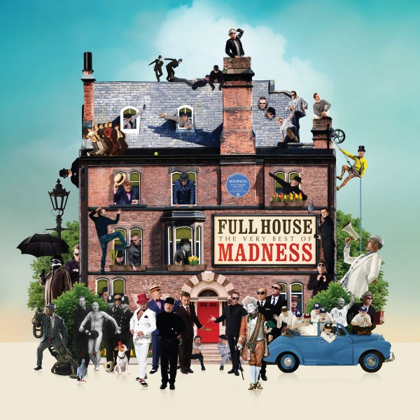 Madness - Full House - The Very Best of VINYL - 5053832511