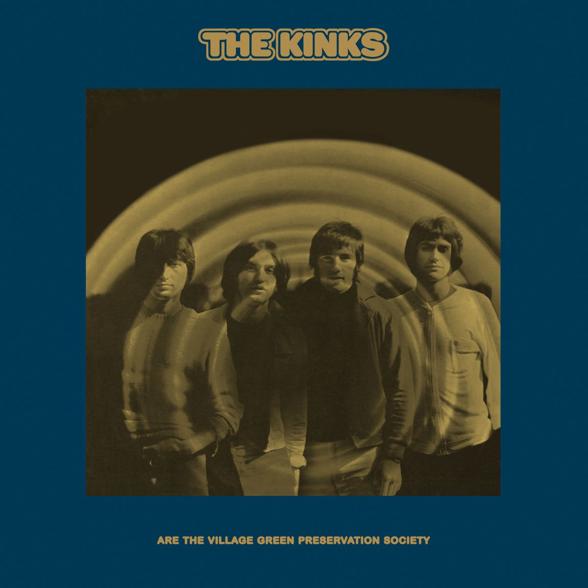 Kinks - The Kinks Are the Village Green Preservation Society (2018 Deluxe) VINYL - 5053840204