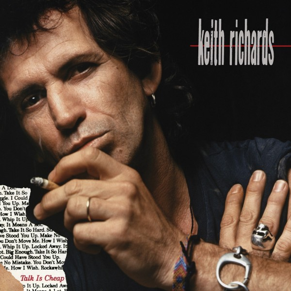Keith Richards - Talk Is Cheap (2019 Remaster) VINYL - 5053846700