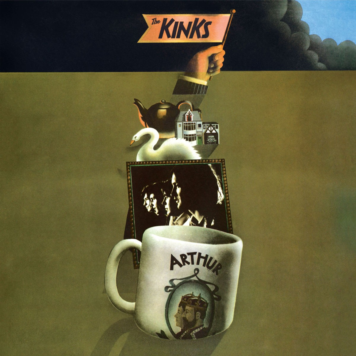 Kinks - Arthur (Or the Decline and Fall of the British Empire) VINYL - 541493963961