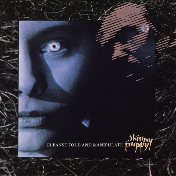 Skinny Puppy - Cleanse Fold and Manipulate VINYL - 6700300111
