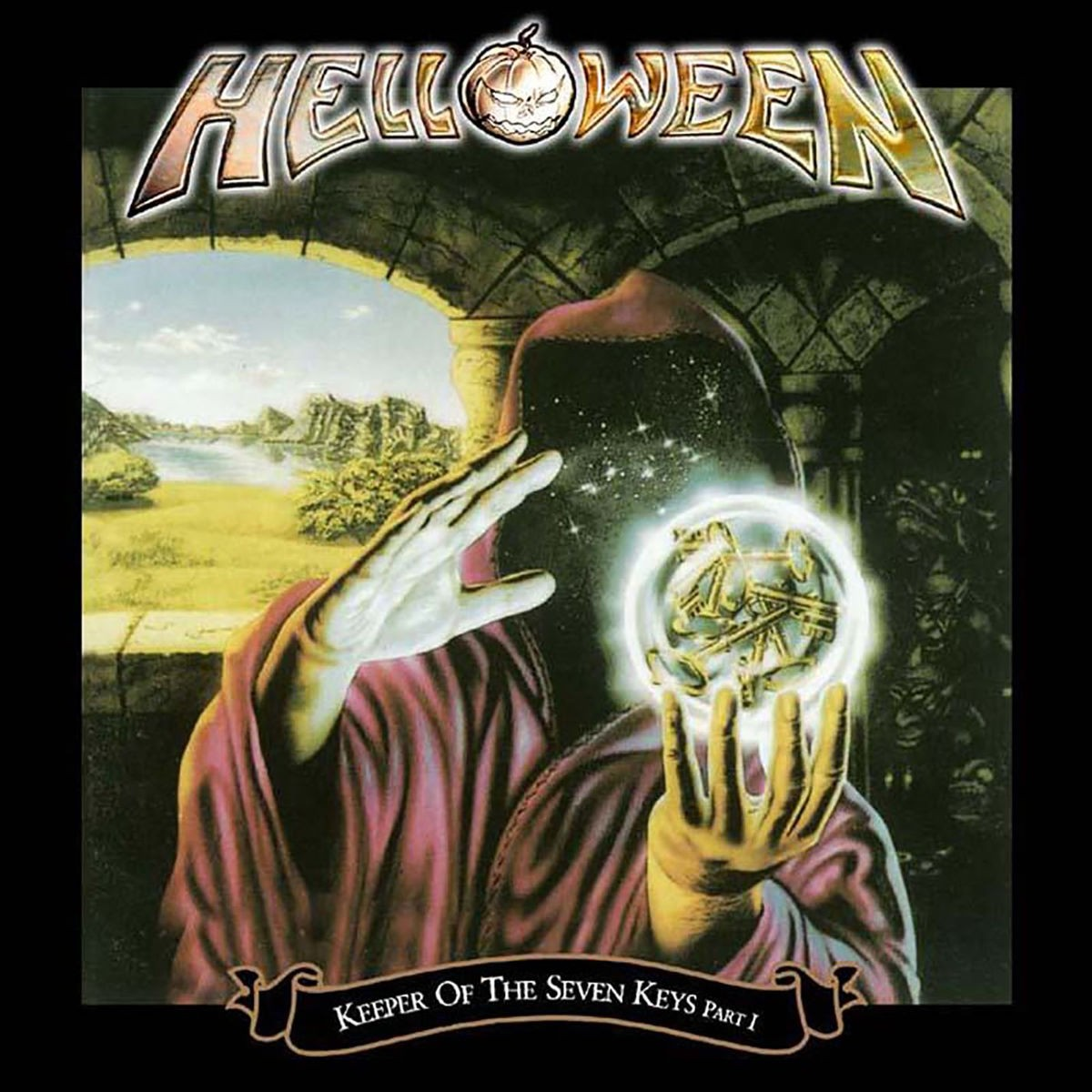 Helloween - Keeper of the Seven Keys, Pt. I VINYL - 541493992281