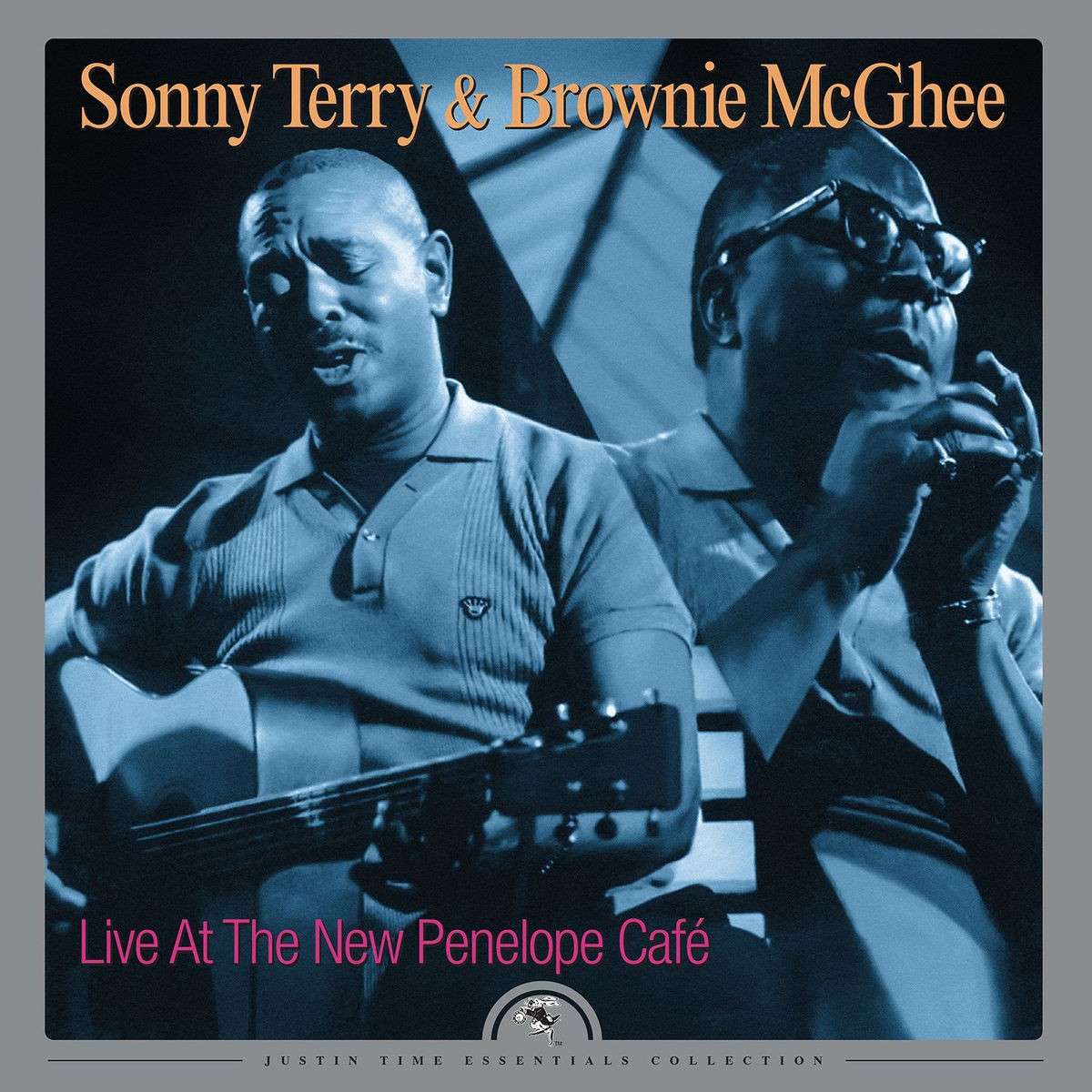 Sonny Terry & Brownie McGhee - Live at the New Penelope Café VINYL - 6894491311