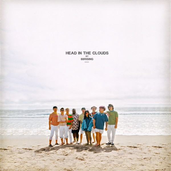 88rising - Head in the Clouds VINYL - 9029694307