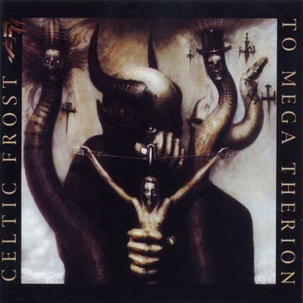 Celtic Frost - To Mega Therion VINYL - 5053820535