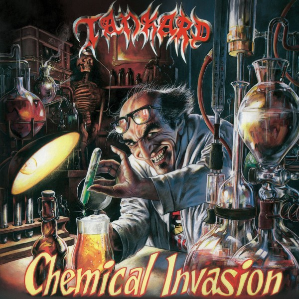 Tankard - Chemical Invasion VINYL - 5053827008