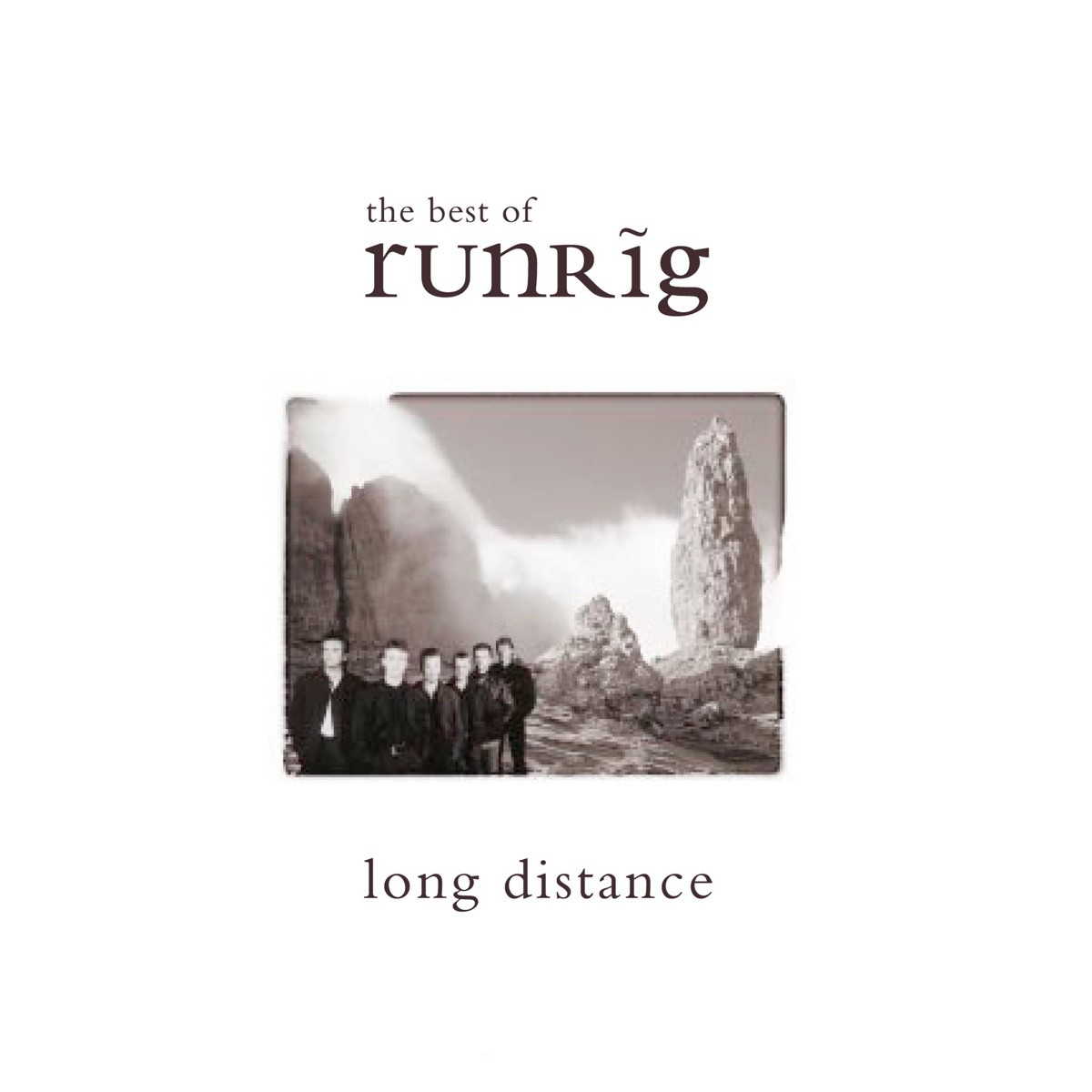 Runrig - Long Distance: The Best of VINYL - 506051609186