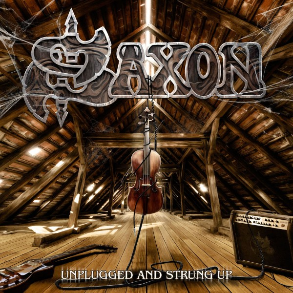 Saxon - Unplugged and Strung Up VINYL - 2564640631