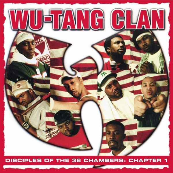 Wu-Tang Clan - Disciples of the 36 Chambers VINYL - 5053850158
