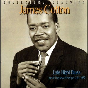 James Cotton - Late Night Blues VINYL - 6894491401