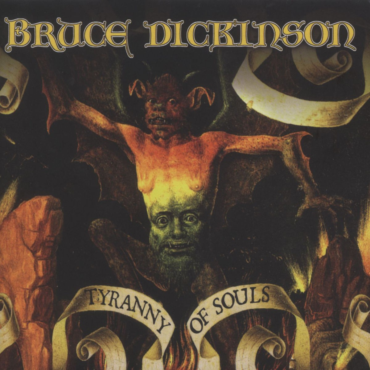 Bruce Dickinson - Tyranny of Souls VINYL - 5053828861