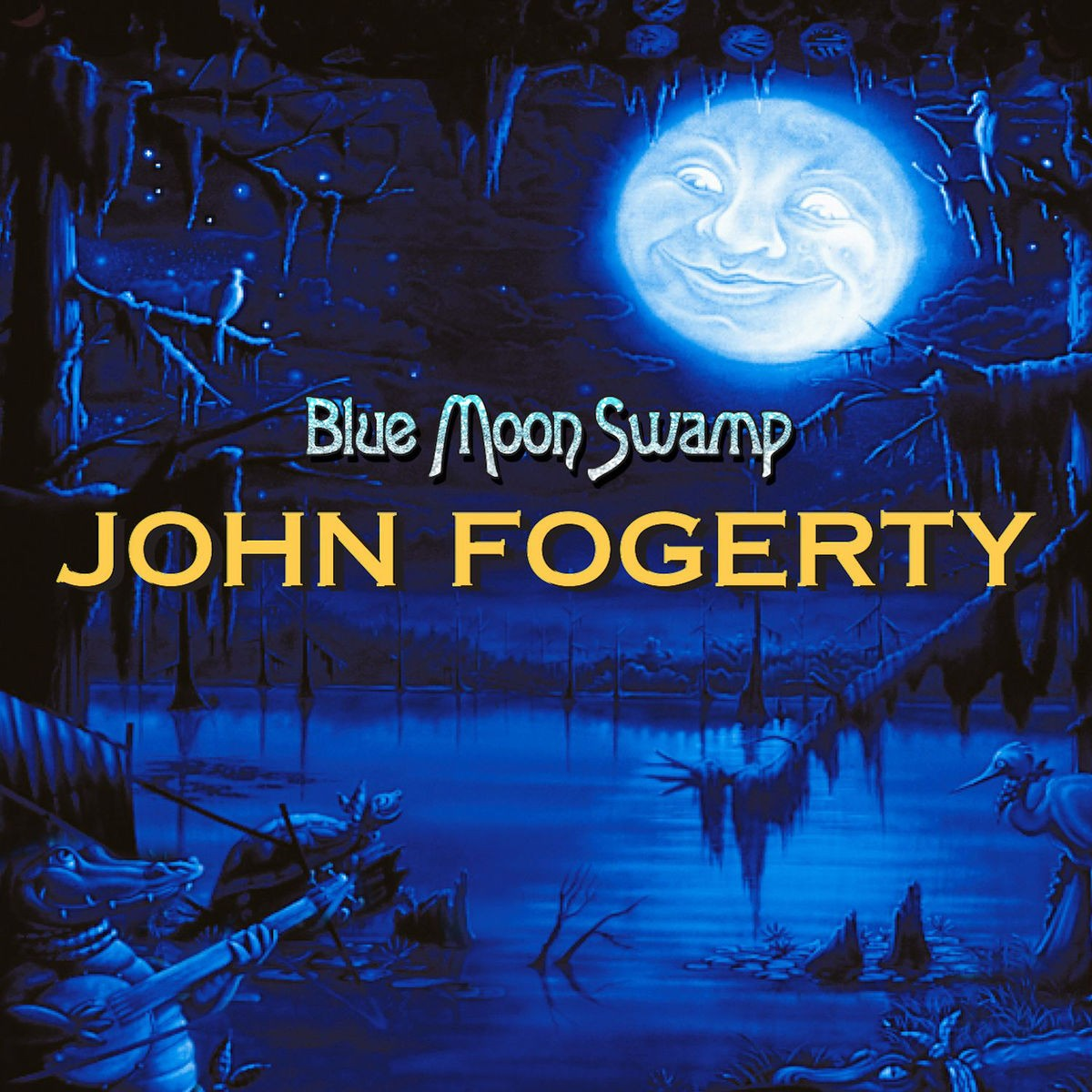 John Fogerty - Blue Moon Swamp (Limited Edition) VINYL - 5053833892