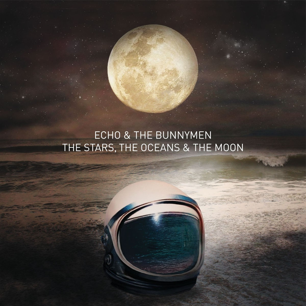 Echo & The Bunnymen - The Stars, The Oceans & the Moon VINYL - 5053835520
