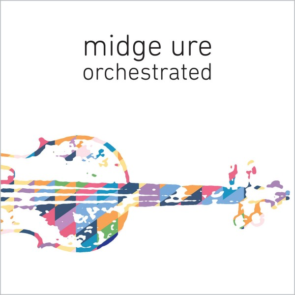 Midge Ure - Orchestrated VINYL - 5053838065