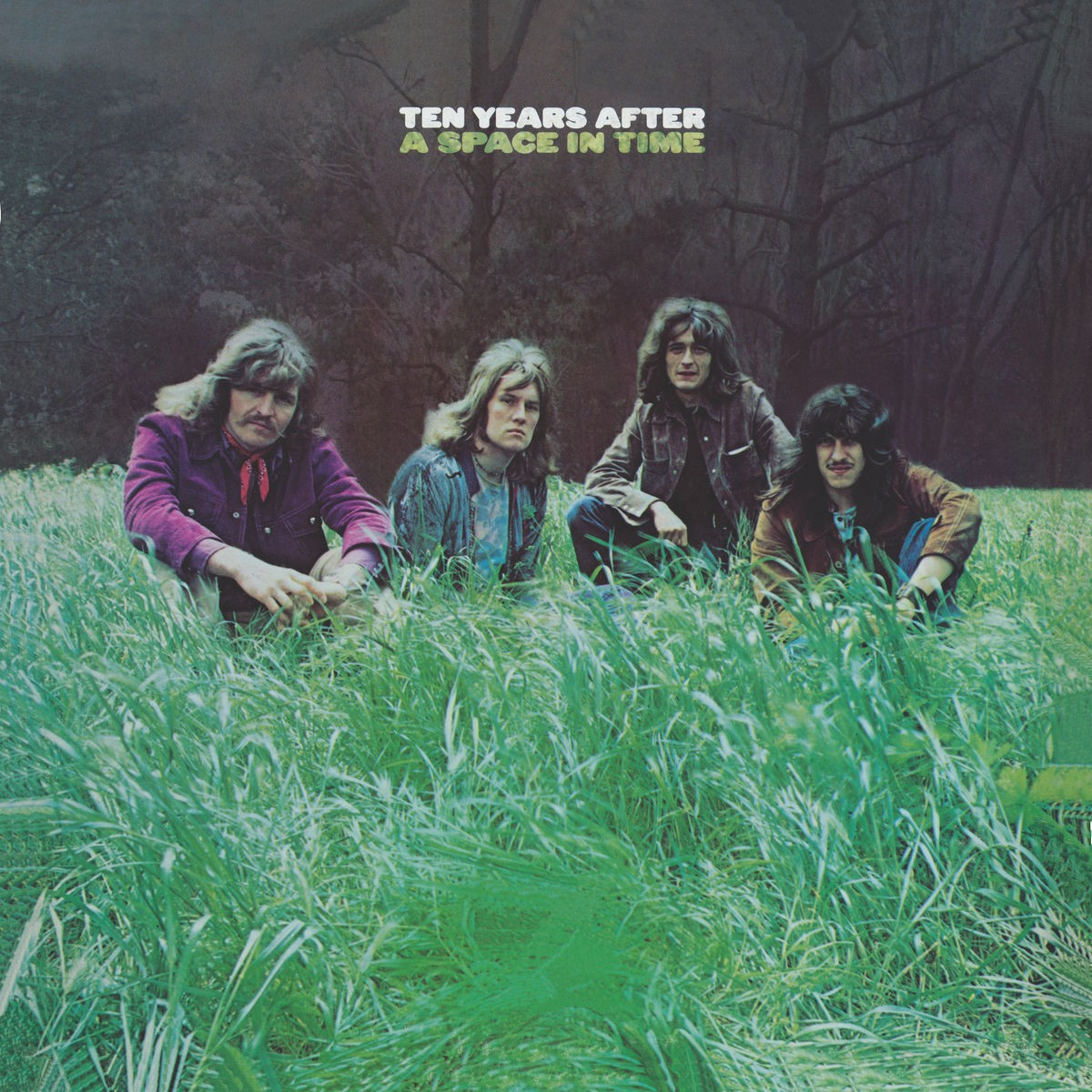 Ten Years After - A Space in Time VINYL - 506051609176