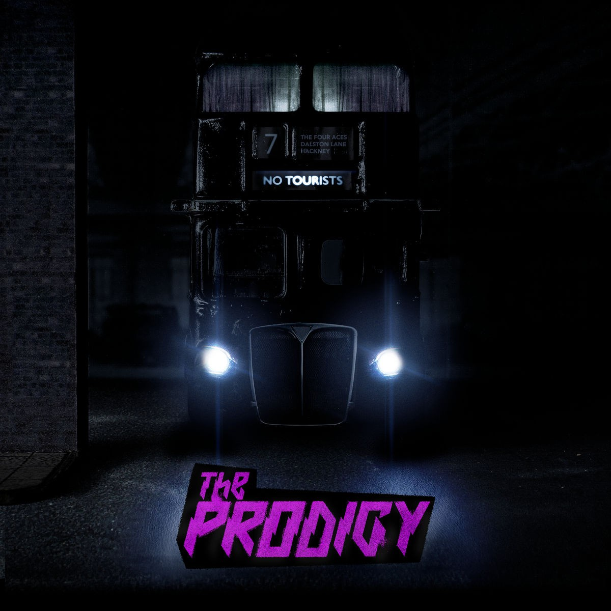 The Prodigy - No Tourists (Limited Edition) VINYL - 5053842631