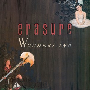 Erasure - Wonderland VINYL - 501602531025