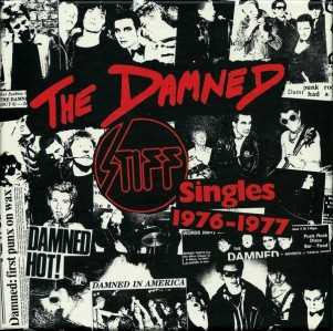 The Damned - The Stiff Singles 1976 - 1977 VINYL - 5053832968