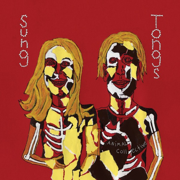 Animal Collective - Sung Tongs VINYL - 7559793549