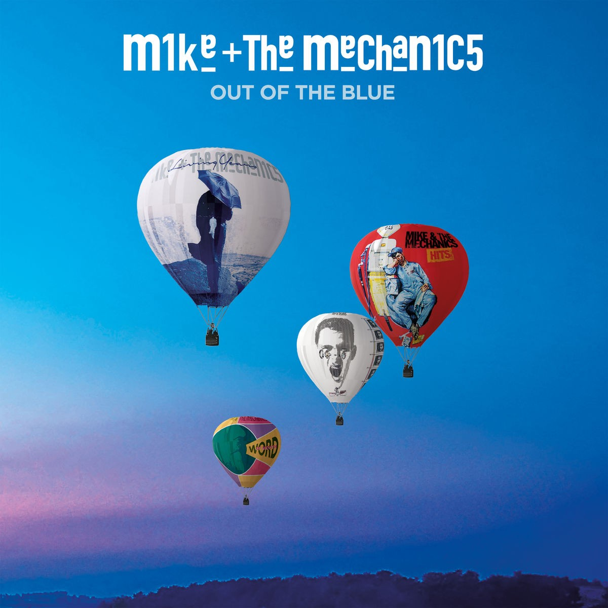 Mike And The Mechanics - Out of the Blue VINYL - 5053847245