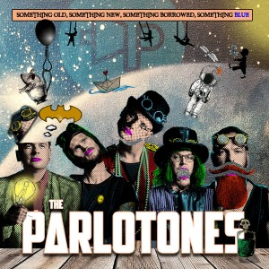 The Parlotones - Something Old, Something New, Something Borrowed, Something Blue CD - SLCD 1847