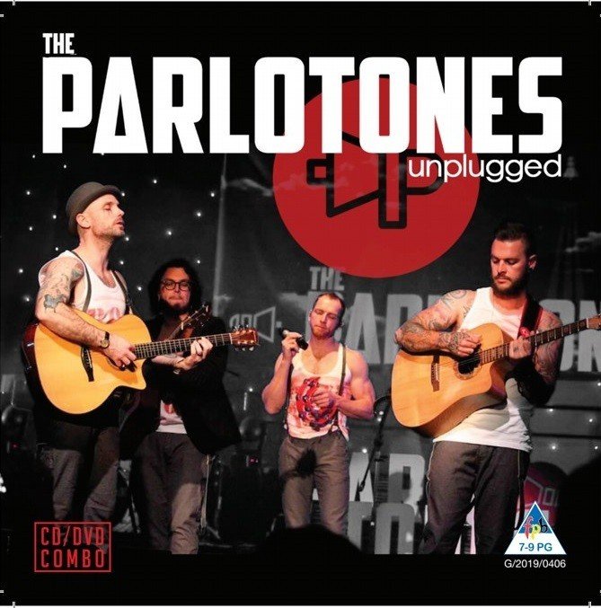 The Parlotones - Unplugged CD+DVD - SLDVD 440