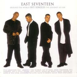 East Seventeen - Around The World Hit Singles CD - 3984281962