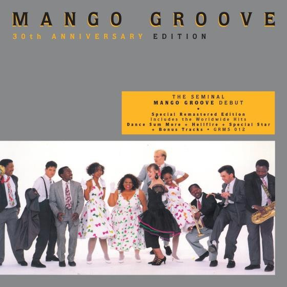 Mango Groove - 30th Anniversary Edition CD - GRMS 030