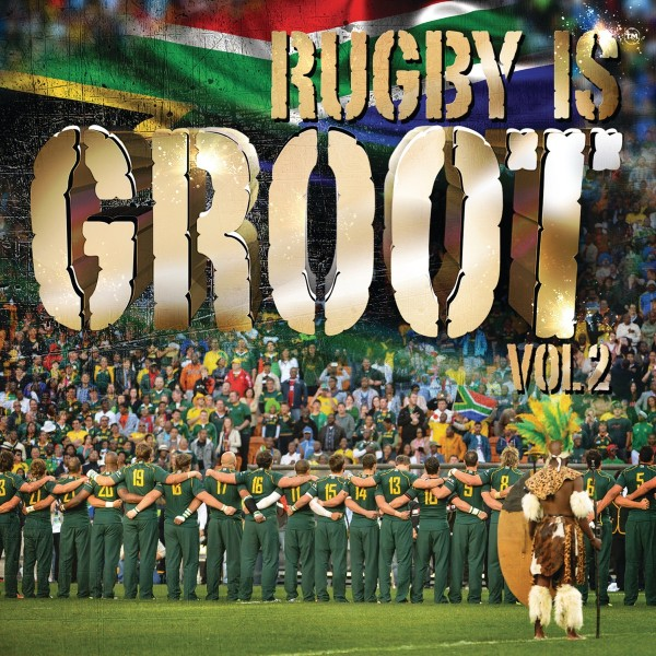 Rugby Is Groot, Vol. 2 CD - CDJUKE 109
