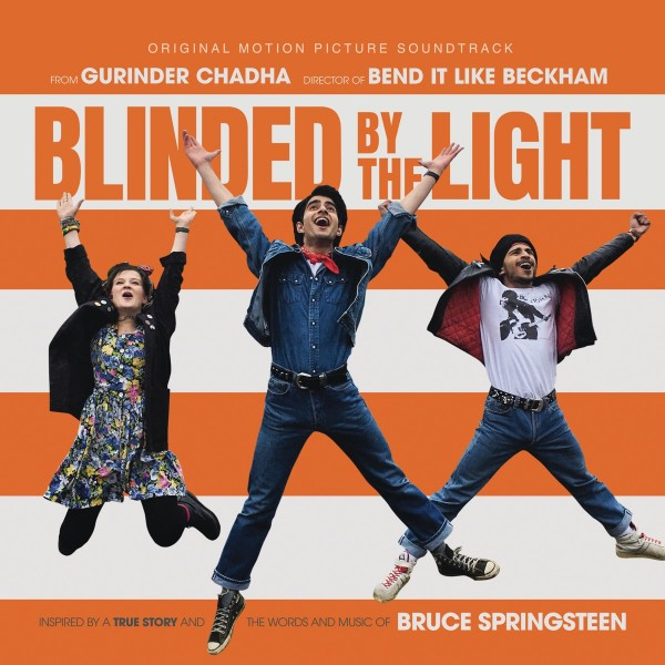 Blinded by the Light (Original Motion Picture Soundtrack) CD - 19075955742