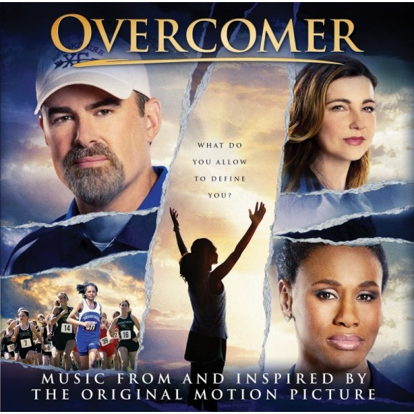 Overcomer (Music from and Inspired by the Original Motion Picture) CD - RCD9075959492