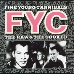 Fine Young Cannibals - The Raw And The Cooked CD - 3984282082
