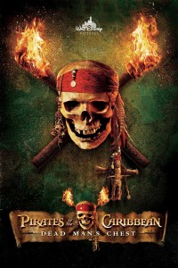 Pirates of the Caribbean: Dead Man's Chest DVD - 10218165